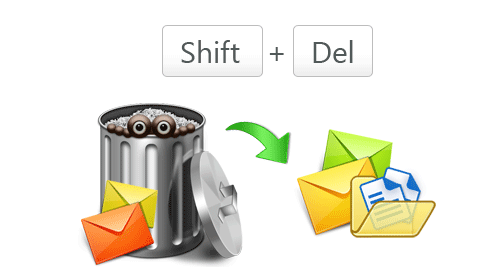 How to retrieve a file deleted from the recycle bin